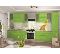Кухня София ОЛИВА зелёный (модульная)