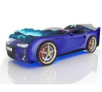 Кровать-машина Ferrari blue (синий)