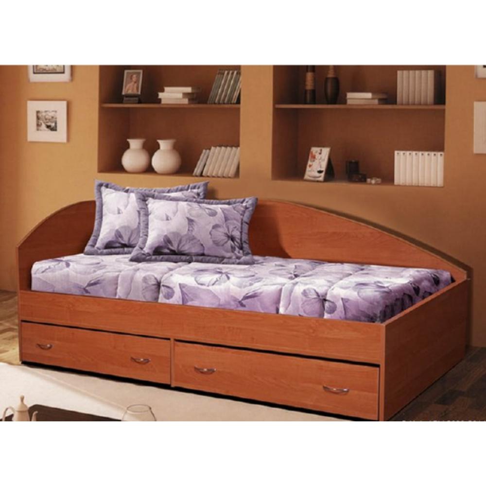 """Кровать односпальная """"Крепыш 03"""""""
