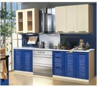 Оля - ваниль-синий Соломка от 1,4м до 2,6 м