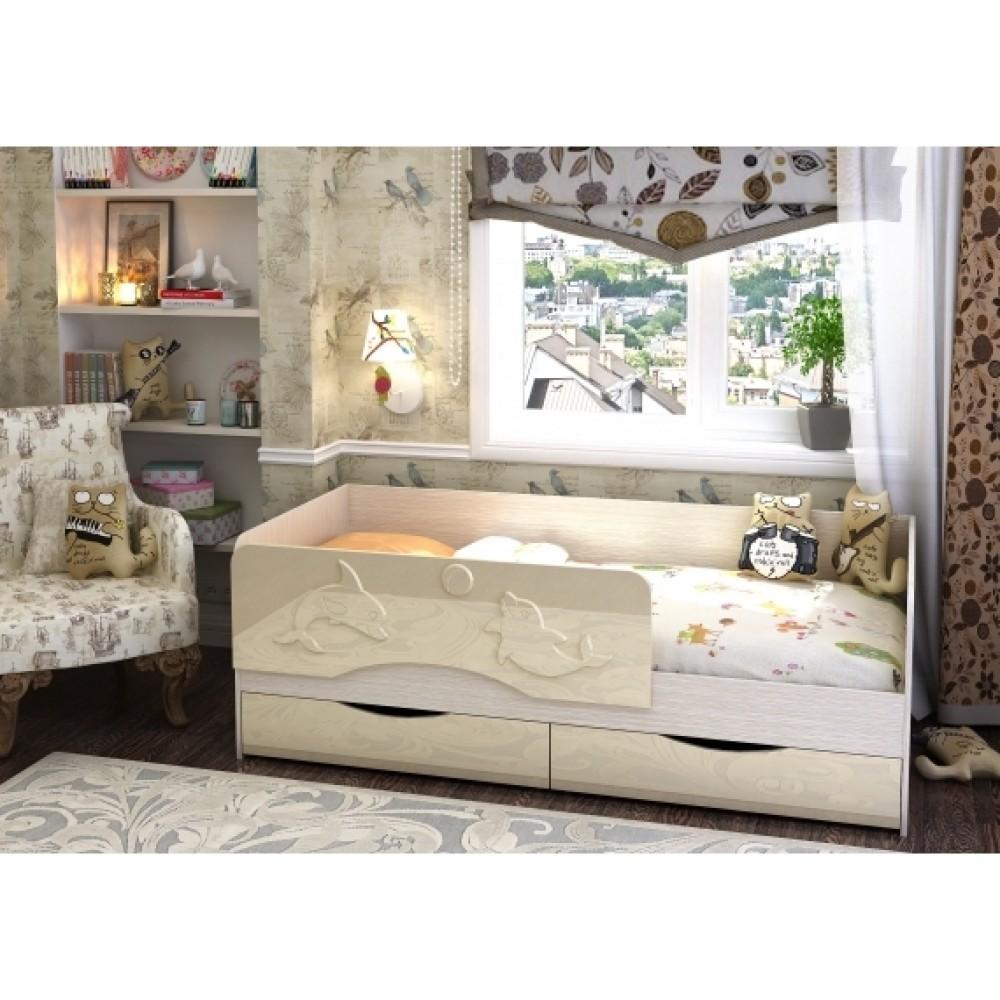 Кровать детская Алиса 1,4