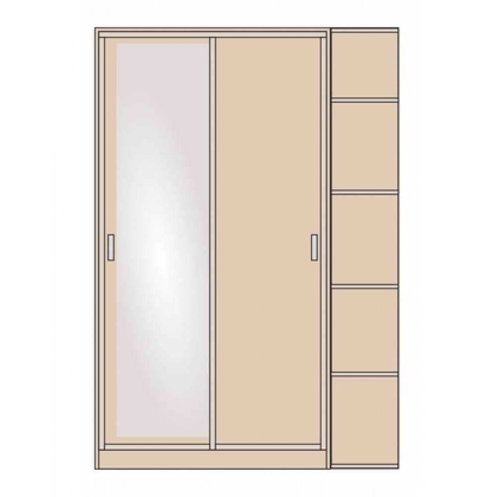 Шкаф СШ-010.02(-01)