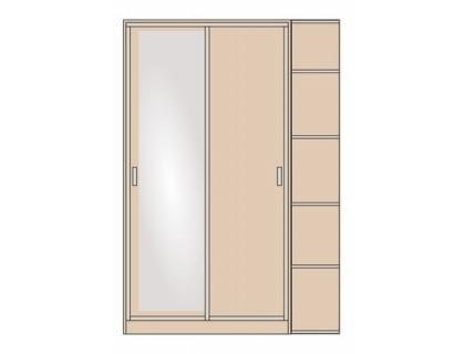 Шкаф СШ-010.03(-01)