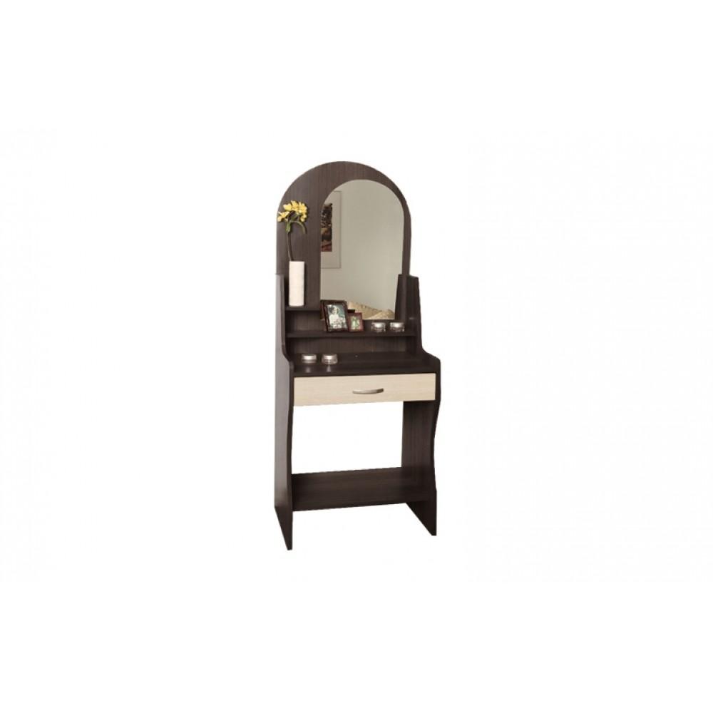 Туалетный столик Надежда М-07 венге/клен азия