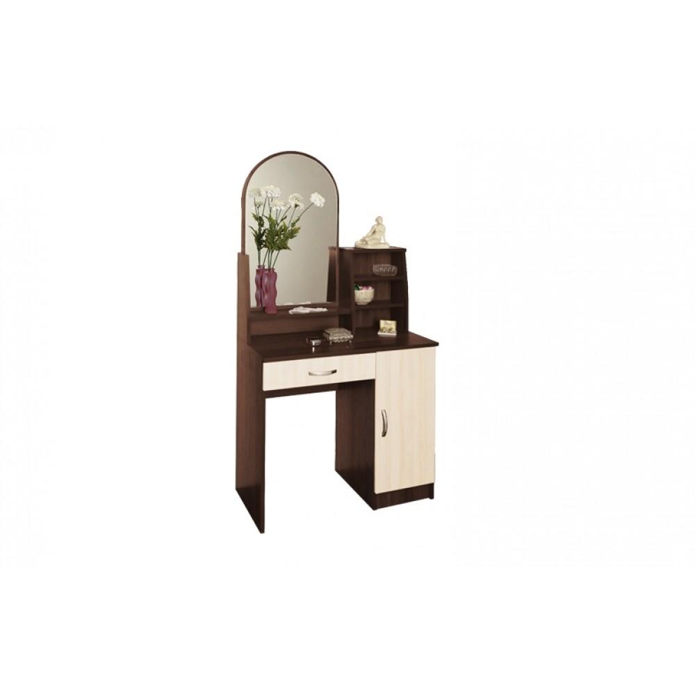 Туалетный столик  Надежда М-09 венге/клен азия